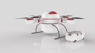Photo of Drones para transportar órganos