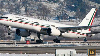 Photo of Llega a México el nuevo avión presidencial; costó 3 mil millones de pesos