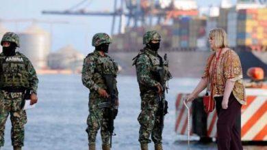 Photo of La militarización de puertos es por prevención SCT