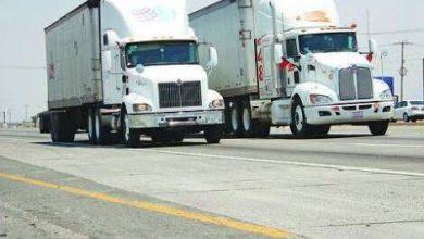 Photo of Protestan transportistas área de Sinaloa contra el Hoy No Circula'