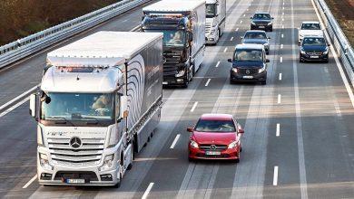 Photo of Prueban con éxito platooning con diferentes marcas de camión