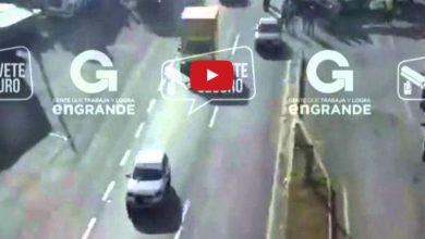 Photo of Captan choque entre camión de carga y de pasajeros en Edomex
