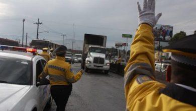 Photo of 435 Camiones sancionados por el hoy no circula la semana anterior