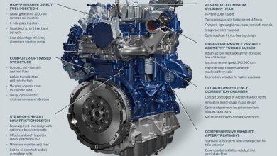 Photo of Ford creó el motor diesel más limpio de su historia