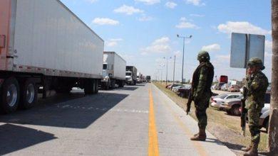 Photo of Cruces de camiones de carga siguen durando 3 horas