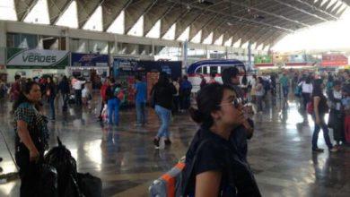 Photo of Autobuses ADO suspende corridas hacia Oaxaca desde Puebla