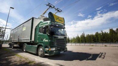 Photo of Suecia inaugura la primera carretera eléctrica del mundo