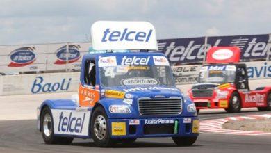 Photo of Calderón gana la fecha de la copa Telcel en la categoría de Freightliner