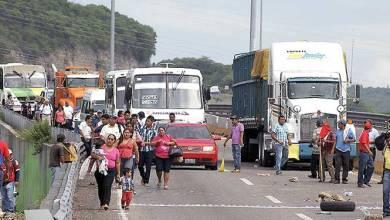 Photo of CNTE mantiene 13 bloqueos a transporte de carga