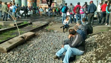 Photo of Ferrocarrileros desesperados por bloqueos de la CNTE