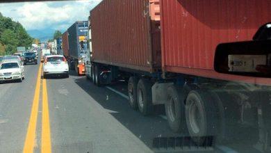 Photo of CNTE impide paso a tráileres y unidades de carga en la caseta de Zirahuén