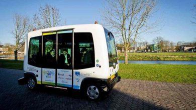 Photo of Autobuses autónomos comienzan a circular en Finlandia
