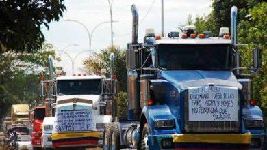 Photo of Convocan a paro nacional por alza del diésel