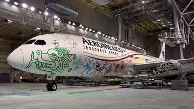 Photo of Conoce el avión tatuado de Quetzalcóatl