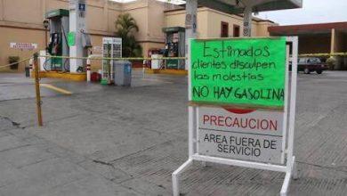 Photo of Reportan desabasto de gasolina en 13 municipios de Michoacán