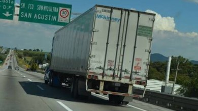Photo of Proponen carriles especiales para transporte de carga