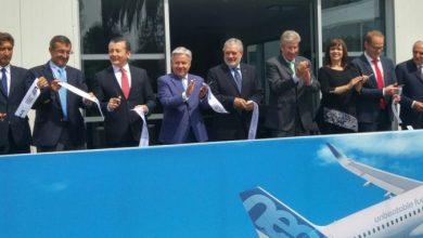 Photo of Inauguran Centro de Entrenamiento para Pilotos de Airbus