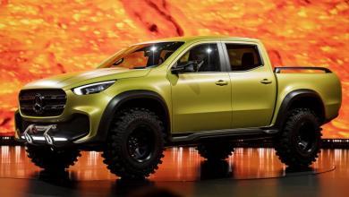 Photo of Mercedes Benz lanza pickup para ganaderos y papás ricos