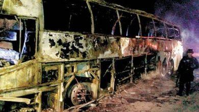 Photo of Era doble remolque el que chocó contra ADO dónde murieron 13 calcinados