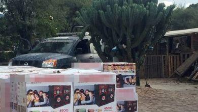 Photo of PGR catea casa en Querétaro con artículos robados la tren