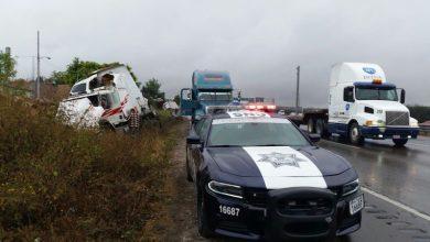 Photo of Espectacular accidente en la México Querétaro