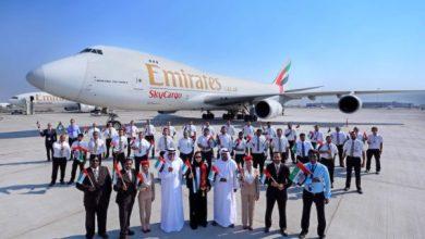 Photo of Emirates gana premio a mejor aerolínea de carga