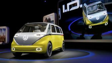 Photo of Volkswagen lanza vehículo eléctrico inspirado en la 'Combi'