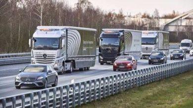 Photo of El Platooning, opción para ahorrar combustible en el transporte de carga