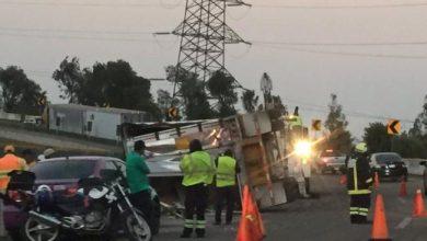 Photo of Cientos de varados en la autopista México-Cuernavaca