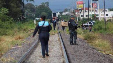 Photo of Asalto a tren desata enfrentamiento en Veracruz