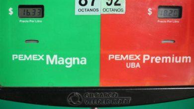 Photo of Precios de gasolina siguen dependiendo de la política