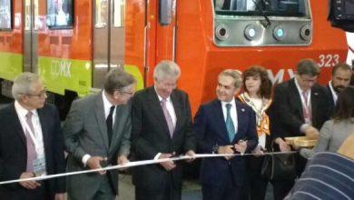 Photo of Mancera anuncia proyecto para crear tren del centro al AICM