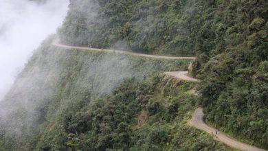 Photo of Las 14 carreteras y vías más peligrosas del mundo