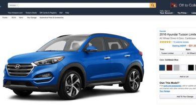 Photo of Amazon va por venta de autos en línea en Reino Unido