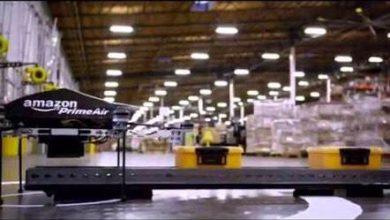 Photo of Amazon da pistas de cómo será un almacén aéreo operado con drones