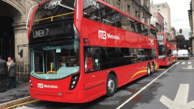 Photo of Presentan autobuses de doble piso para Metrobús en Reforma