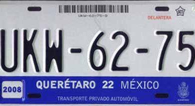 Photo of Validará CdMx que engomados 0 y 00 de Querétaro puedan circular