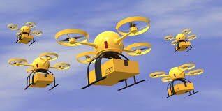 Photo of Drones para gestionar el inventario de los almacenes