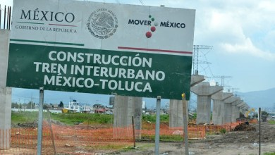 Photo of En riesgo la inauguración del tren interurbano México-Toluca para 2018