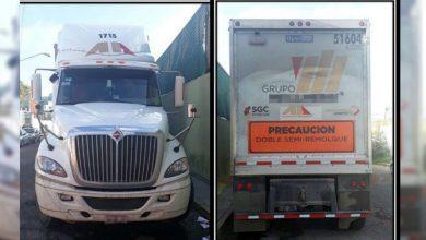 Photo of Recuperan más de 7 mil cajas de cerveza robadas en Edomex