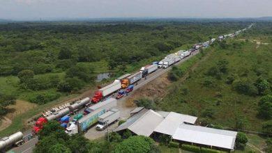 Photo of Truenan traileros por bloqueo de 80 horas en el Istmo