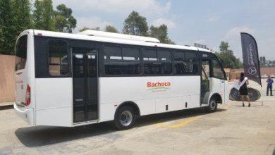 Photo of Personal de Bachoco se mueve en autobuses Mercedes Benz
