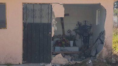 Photo of Usan huachicoleros tumbas de panteón escapar de policías