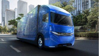 Photo of El Daimler se adelanta a Tesla con el e-Fuso Vision One