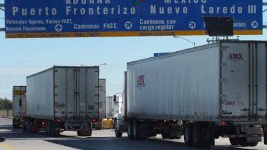 Photo of Transportistas de Estados Unidos no quieren cerrar paso a mexicanos