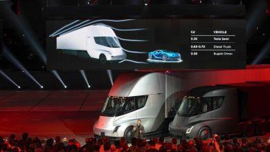 Photo of Tesla vende 100 camiones Semi a Pepsi