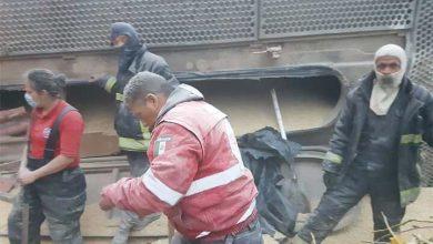 Photo of Vías de tren volcado en Ecatepec sí tenían mantenimiento: SCT