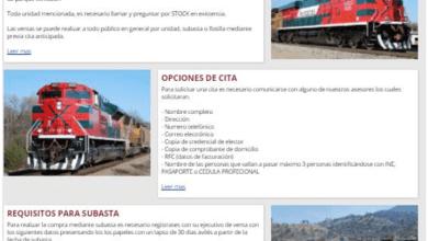 Photo of Ferromex alerta sobre páginas web falsas que ofrecen la venta de autos