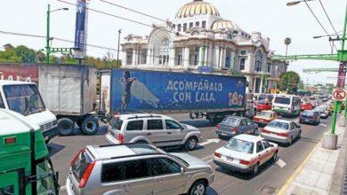 Photo of Camiones de carga no respetan restricción de circulación en CDMX