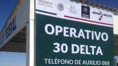Photo of Aplican operativo 30 Delta en medios de transporte